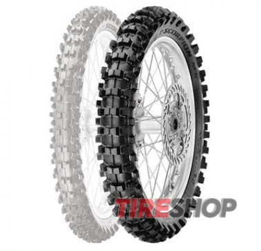 Мотошины Pirelli Scorpion MX32 Mid Soft 70/100 R19 42M 2016