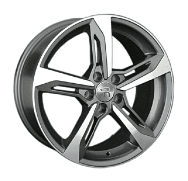 Диски Replay A94 GMF R18 5x112 ET39.0 8.0J DIA66.6