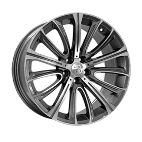 Диски Replay B227 GMF R19 5x112 ET39.0 9.5J DIA66.6