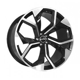 Диски Replica FORGED A1200 BKF_FORGED R23 5x112 ET18.0 10.5J DIA66.5