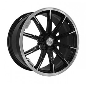 Диски Replica FORGED MR1115C GLOSS_BLACK_WITH_MACHINED_FACE_FORGED R21 5x130 ET33.0 10.0J DIA84.1