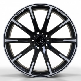 Диски Replica FORGED MR1115C SATIN_BLACK_WITH_MACHINED_FACE_FORGED R23 5x130 ET25.0 11.0J DIA84.1