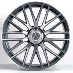 Диски Replica FORGED MR2160 SATIN_GRAFIT_WITH_MACHINED_FACE_FORGED R21 5x112 ET54.0 10.0J DIA66.5