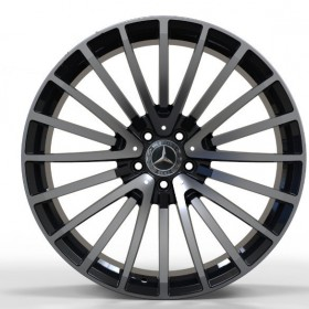 Диски Replica FORGED MR565B GLOSS-BLACK-WITH-DARK-MACHINED-FACE_FORGED R21 5x112 ET34.0 9.0J DIA66.5