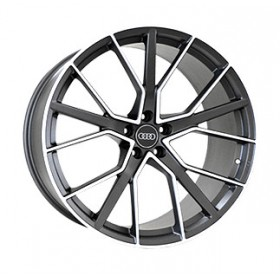 Диски Replica LegeArtis A970 MATTE-GRAPHITE-WITH-MACHINED-FACE_FORGED R22 5x112 ET26.0 10.0J DIA66.5