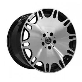 Диски Replica LegeArtis MR1038 GLOSS-BLACK-WHITH-MACHINED-FACE_FORGED R21 5x130 ET25.0 10.5J DIA84.1