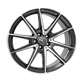 Диски Replica LegeArtis MR5008 GMF R20 5x112 ET38.0 9.5J DIA66.6