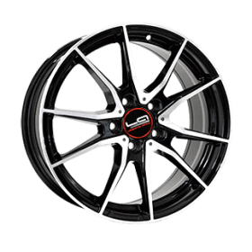 Диски Replica LegeArtis MR517 BKF R17 5x112 ET48.5 7.0J DIA66.6
