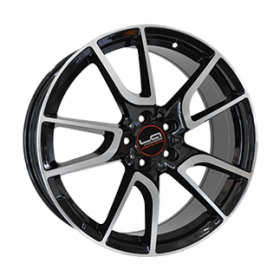 Диски Replica LegeArtis MR530 BKF R19 5x112 ET48.0 8.5J DIA66.6