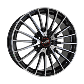 Диски Replica LegeArtis MR532 BKF R21 5x112 ET38.0 11.0J DIA66.6