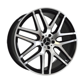 Диски Replica LegeArtis MR899 MBF R22 5x112 ET55.0 11.5J DIA66.6