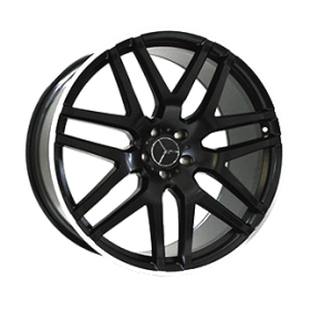 Диски Replica LegeArtis MR899 MBL R22 5x112 ET55.0 11.5J DIA66.6