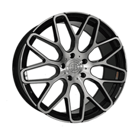 Диски Replica LegeArtis MR967 BKF R22 5x130 ET48.0 10.0J DIA84.1
