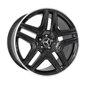 Диски Replica LegeArtis MR975 BKL R21 5x112 ET46.0 10.0J DIA66.6