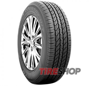 Шины Toyo Open Country U/T 265/60 R18 110H Малайзия 2019