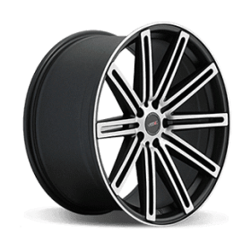 Диски Vissol Cast V-004 MATTE-GRAPHITE-MACHINED R20 5x112 ET25.0 9.0J DIA66.6