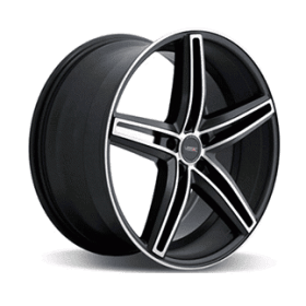 Диски Vissol Cast V-015 MATTE-GRAPHITE-MACHINED R20 5x112 ET45.0 9.0J DIA66.6