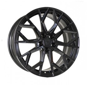 Диски Vissol Forged F-1029 SATIN-BLACK R19 5x112 ET27.0 8.5J DIA66.5