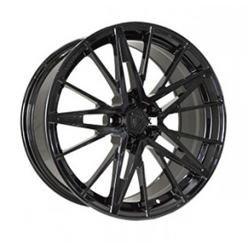 Диски Vissol Forged F-1036 GLOSS-BLACK R19 5x112 ET39.0 9.5J DIA66.6