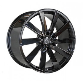 Диски Vissol Forged F-1041L GLOSS-BLACK R22 6x139.7 ET20.0 9.0J DIA78.1