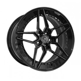 Диски Vissol Forged F-1074 GLOSS-BLACK R19 5x112 ET38.0 8.5J DIA66.6
