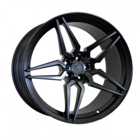 Диски Vissol Forged F-1074 SATIN-BLACK R21 5x112 ET37.0 9.5J DIA66.6