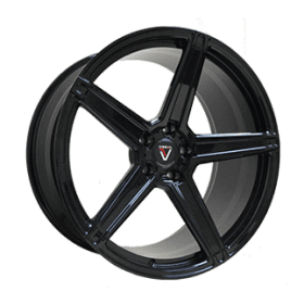 Диски Vissol Forged F-505 GLOSS-BLACK R19 5x112 ET38.0 10.0J DIA66.6