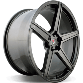 Диски Vissol Forged F-505 GLOSS-GRAPHITE R22 5x120 ET33.0 12.0J DIA74.1