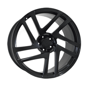 Диски Vissol Forged F-906 SATIN-BLACK R22 5x120 ET45.0 10.5J DIA72.6