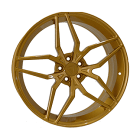 Диски Vissol Forged F-928 GLOSS-GOLD R19 5x100 ET45.0 8.5J DIA56.1