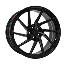 Диски Vissol Forged F-930 GLOSS-BLACK R20 5x108 ET38.0 9.0J DIA63.4