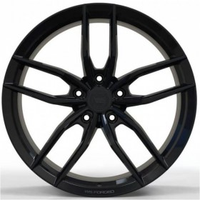 Диски WS FORGED WS1049 FULL_BRUSH_BLACK_FORGED R19 5x114.3 ET45.0 9.0J DIA70.5