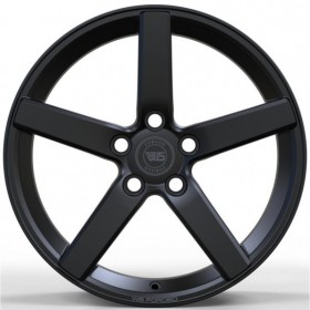 Диски WS FORGED WS1059B SATIN_BLACK_FORGED R18 5x120 ET41.5 8.0J DIA72.6
