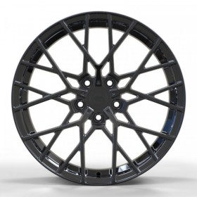Диски WS FORGED WS1244 FULL_BRUSH_BLACK_FORGED R18 5x112 ET45.0 8.0J DIA57.1