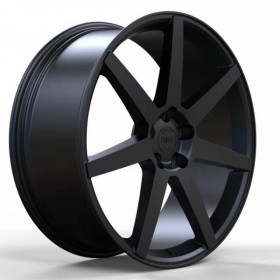 Диски WS FORGED WS1245B SATIN_BLACK_FORGED R22 5x120 ET44.5 9.0J DIA72.6