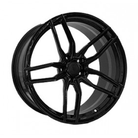 Диски WS FORGED WS1250 Gloss_Black_FORGED R20 5x115 ET18.0 9.5J DIA71.6