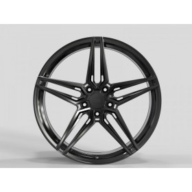 Диски WS FORGED WS2102 SATIN_BLACK_FORGED R22 5x130 ET61.0 11.5J DIA71.6
