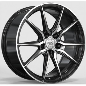 Диски WS FORGED WS2104 GLOSS_BLACK_WITH_MACHINED_FACE_FORGED R18 5x112 ET45.0 8.0J DIA57.1