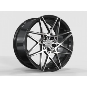 Диски WS FORGED WS2107 GLOSS_BLACK_WITH_MACHINED_FACE_FORGED R19 5x114.3 ET45.0 9.0J DIA70.5