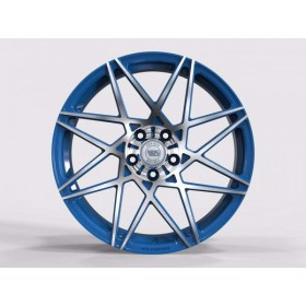 Диски WS FORGED WS2107 GLOSS_BLUE_WITH_MACHINED_FACE_FORGED R19 5x114.3 ET45.0 9.0J DIA70.5