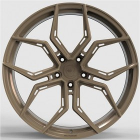 Диски WS FORGED WS2108 TEXTURED_BRONZE_FORGED R22 5x127 ET50.0 11.0J DIA71.5
