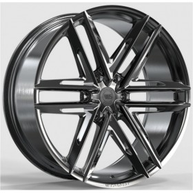 Диски WS FORGED WS2118 FULL_BRUSH_BLACK_FORGED R22 6x139.7 ET24.0 9.0J DIA78.1