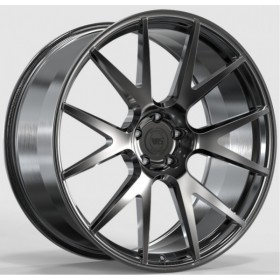Диски WS FORGED WS2121 FULL_BRUSH_BLACK_FORGED R22 5x115 ET15.0 9.5J DIA71.6