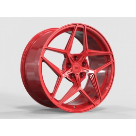 Диски WS FORGED WS2125 GLOSS_RED_FORGED R19 5x114.3 ET45.0 9.0J DIA70.5
