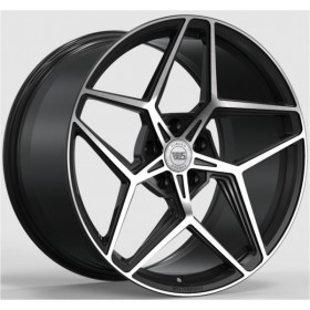 Диски WS FORGED WS2125 SATIN_BLACK_FORGED R19 5x114.3 ET45.0 9.0J DIA70.5