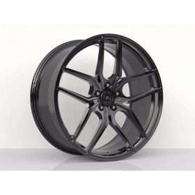 Диски WS FORGED WS2149 FULL_BRUSH_BLACK_FORGED R21 5x112 ET36.0 9.5J DIA66.5