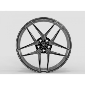 Диски WS FORGED WS2242 FULL_BRUSH_BLACK_FORGED R22 5x120 ET49.0 9.5J DIA72.6