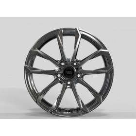 Диски WS FORGED WS2244 FULL_BRUSH_BLACK_FORGED R18 5x120 ET50.0 8.0J DIA65.1
