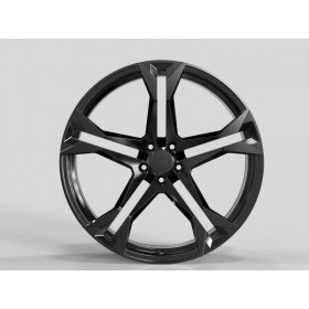 Диски WS FORGED WS2246 Gloss_Black_FORGED R22 5x112 ET26.0 10.0J DIA66.5