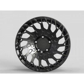 Диски WS FORGED WS2247 MATTE_BLACK_FORGED R17 5x127 ET35.0 9.0J DIA71.5
